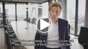 Video statement Chris Peeters on 50Hertz' renewables strateg
