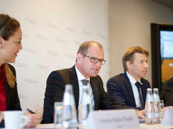 Stefan Kapferer start als CEO 50Hertz