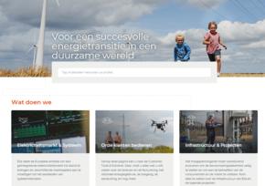 Vernieuwde elia.be website